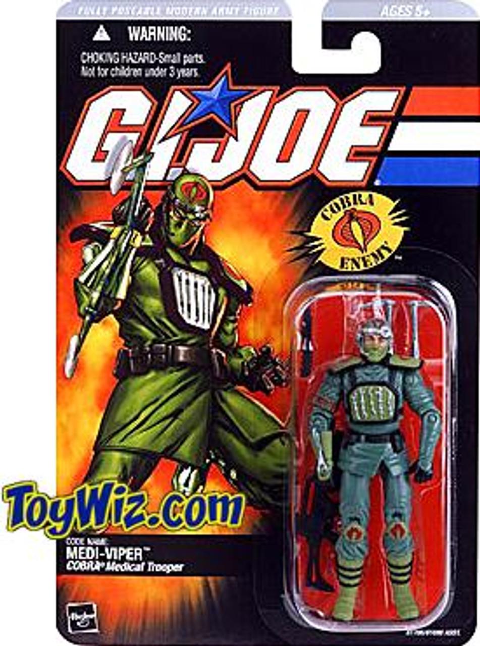 GI Joe Cobra Medi-Viper Action Figure