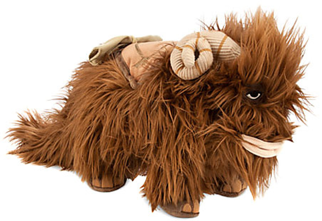 Disney Star Wars Creatures Bantha Plush