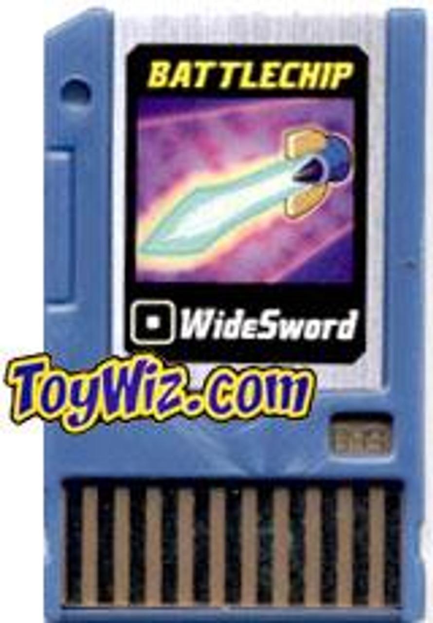 Mega Man WideSword Battle Chip #049