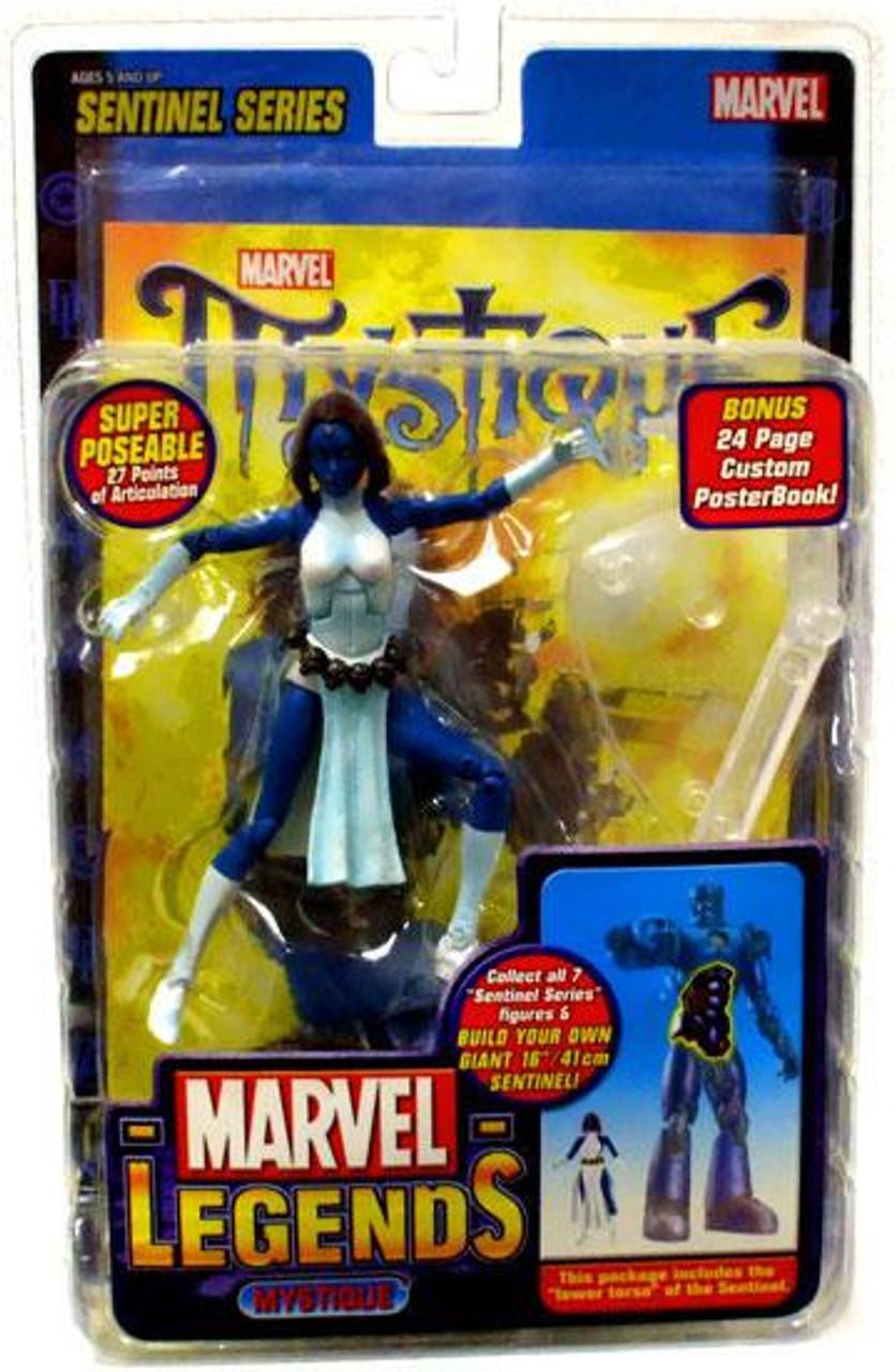 Marvel Legends Series 10 Sentinel Mystique Action Figure