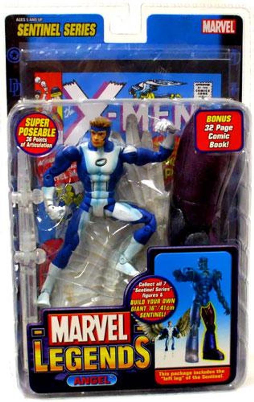 Marvel Legends Series 10 Sentinel Angel X-Factor Variant Action Figure