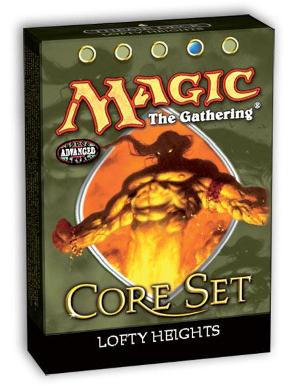 MtG 9th Edition Lofty Heights Theme Deck [Sealed Deck]