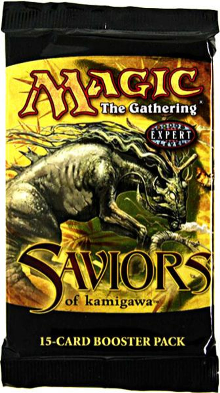 MtG Saviors of Kamigawa Booster Pack