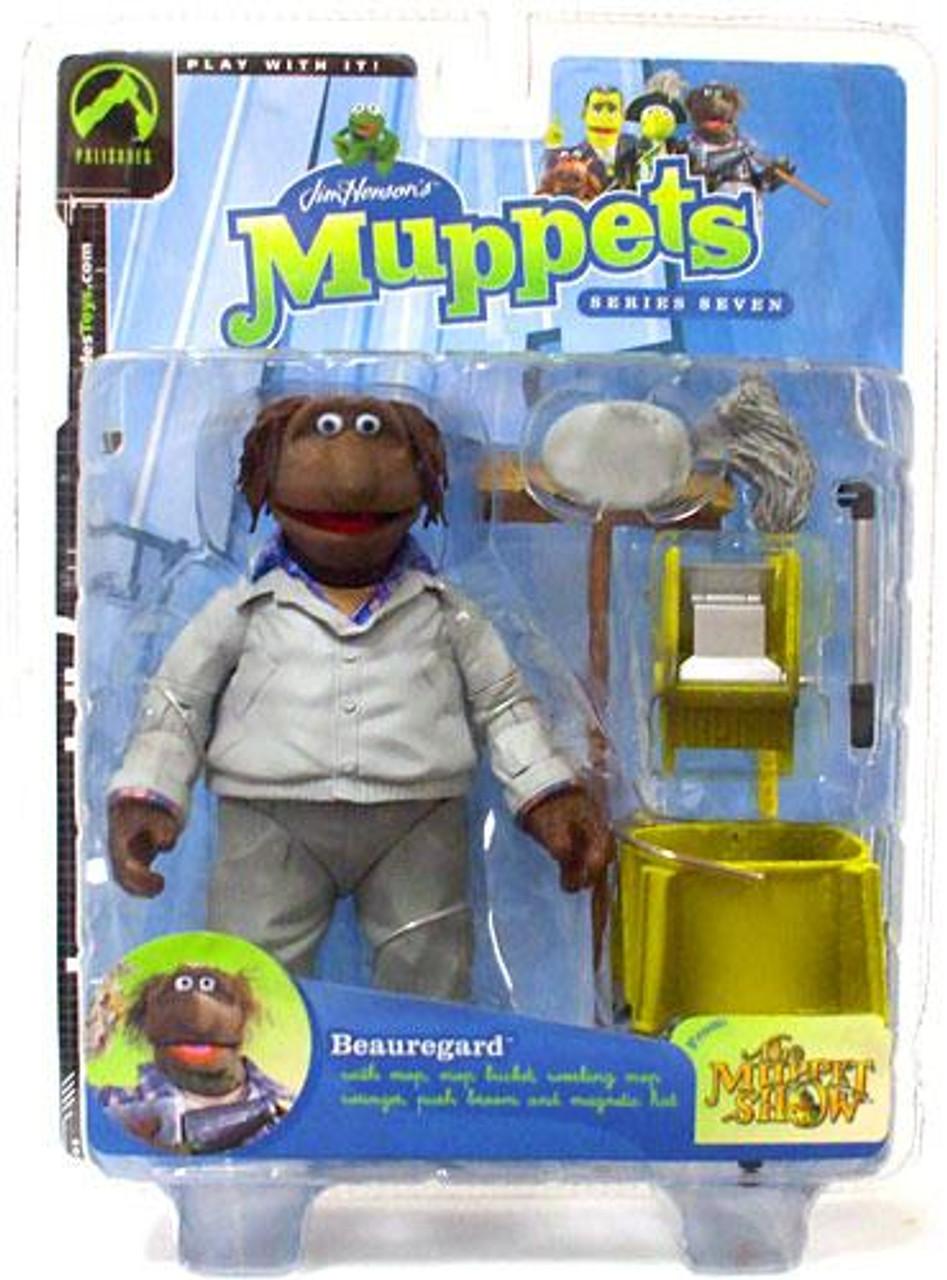The Muppets The Muppet Show Series 7 Beauregard Action Figure