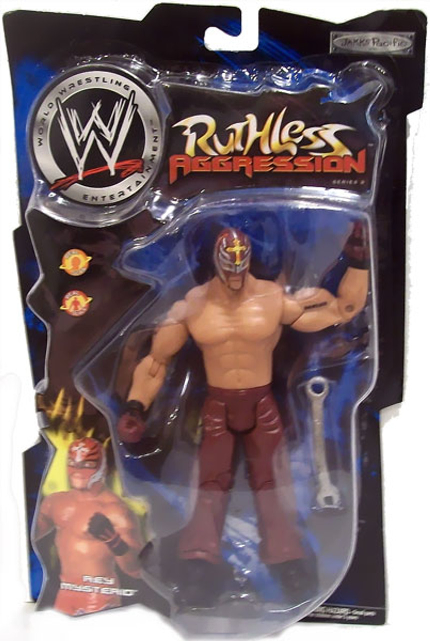 WWE Wrestling Ruthless Aggression Series 3 Rey Mysterio Action Figure