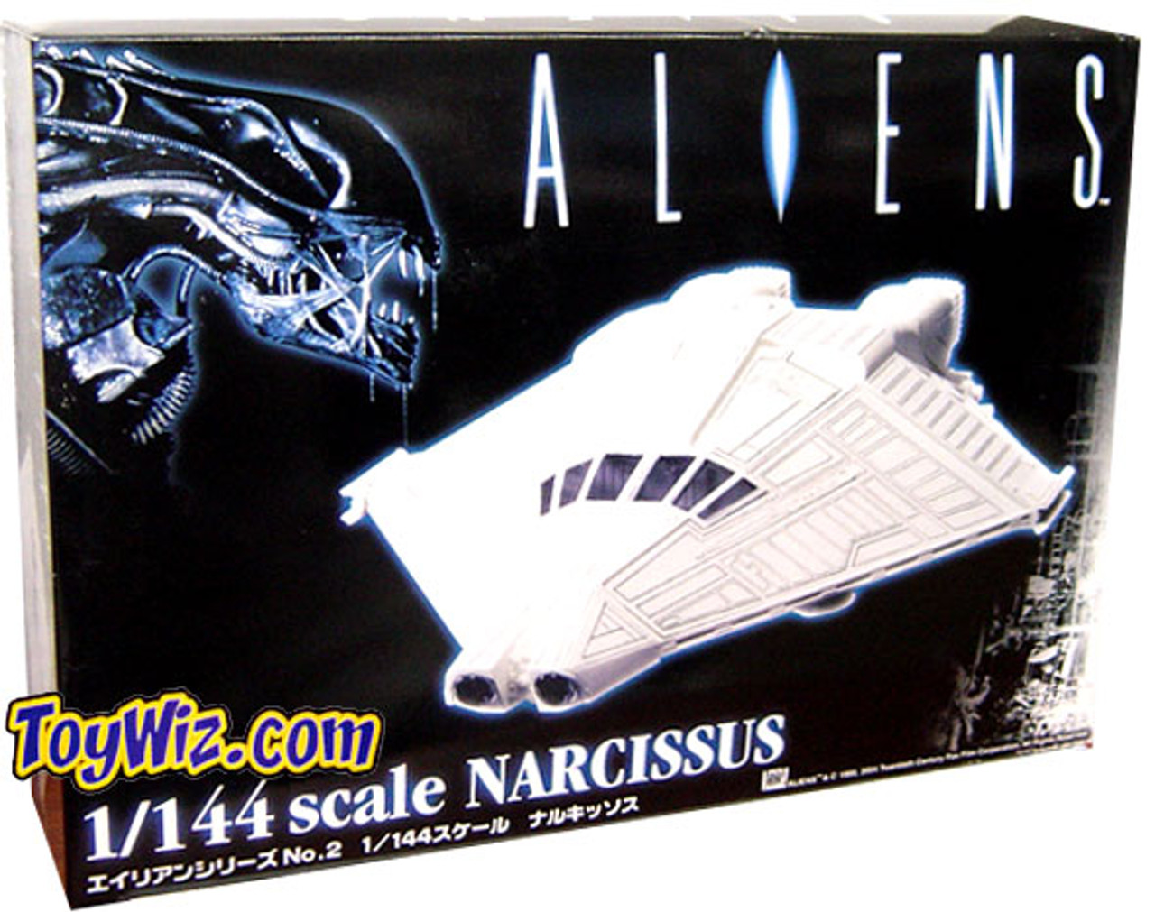 Aliens Narcissus Model Kit