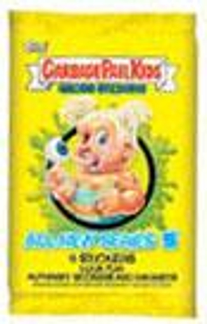 Garbage Pail Kids All-New Series 5 Trading Card Sticker Pack