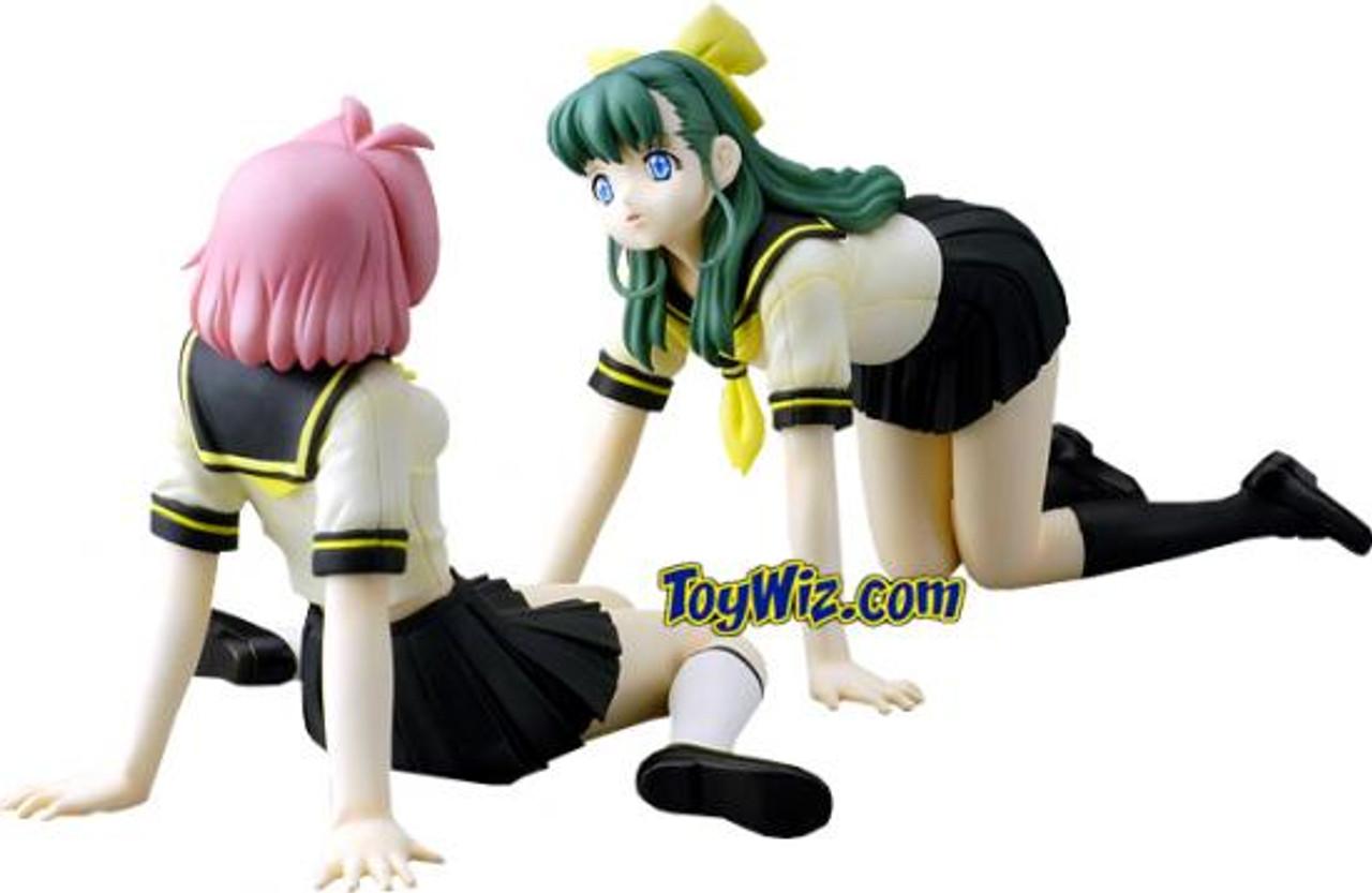 Extra Story Image Karen Onodera & Miina Miyafuji PVC Statues