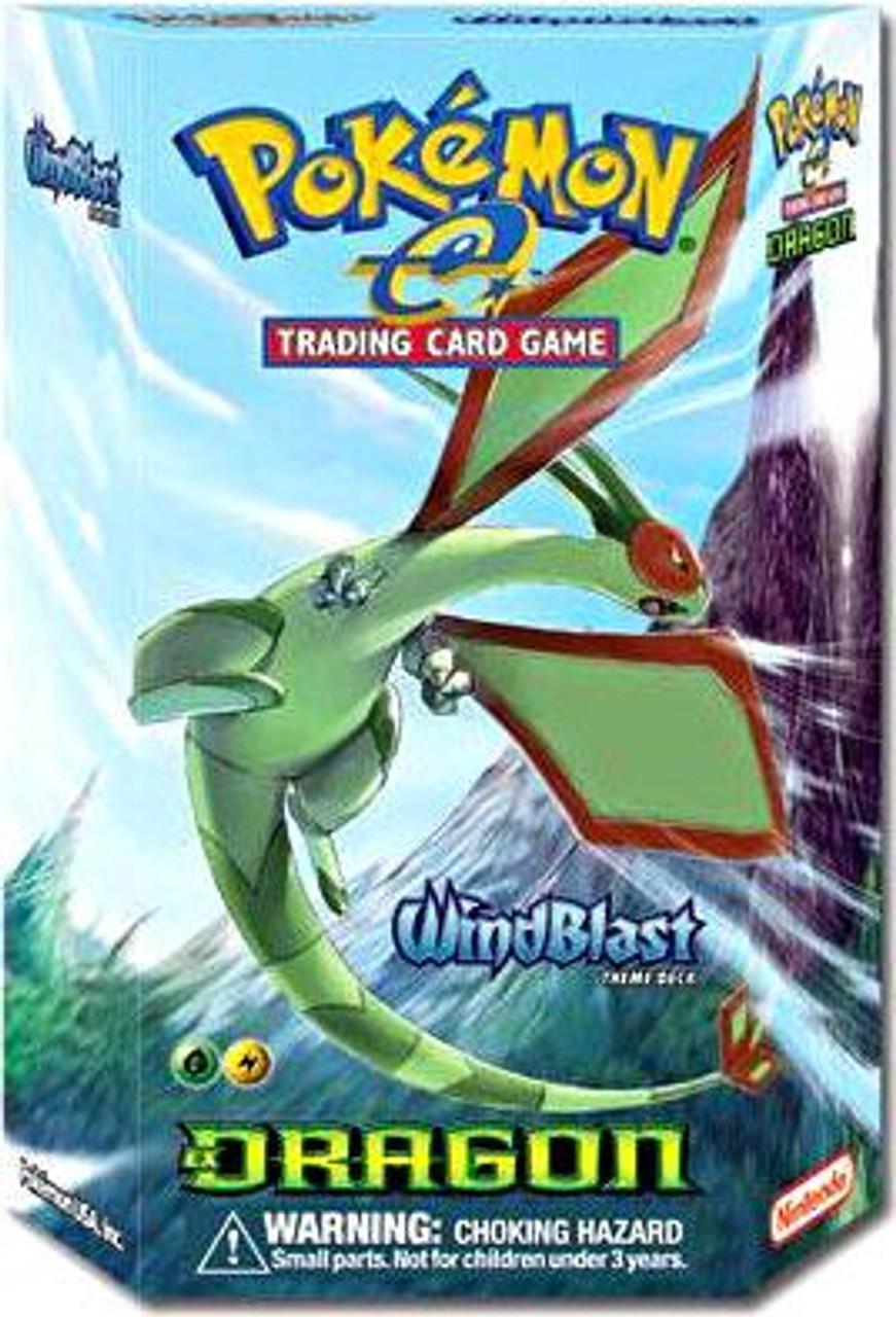 Pokemon EX Dragon Windblast Theme Deck [Sealed Deck]