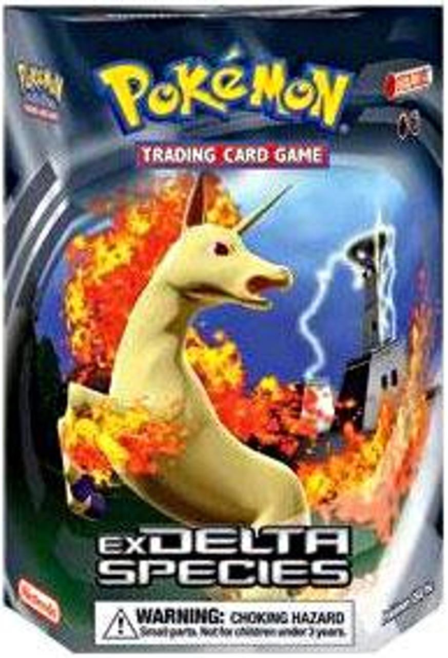 Pokemon EX Delta Species Steeplechase Theme Deck [Sealed Deck]