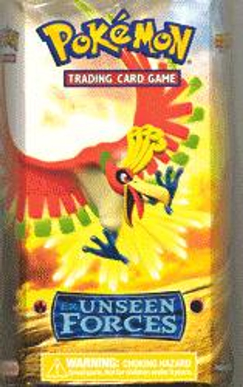 Pokemon EX Unseen Forces Golden Sky Theme Deck [Sealed Deck]