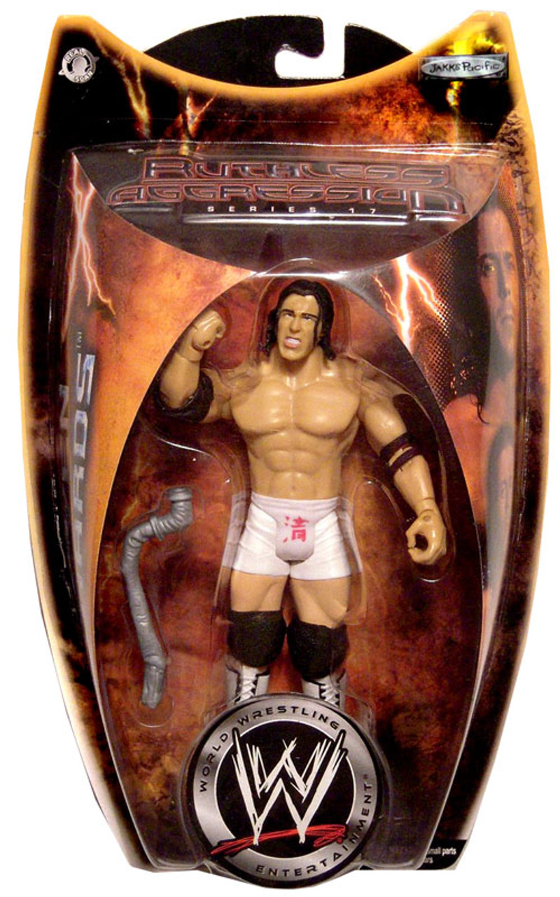 WWE Wrestling Ruthless Aggression Series 17 Steven Richards Action Figure