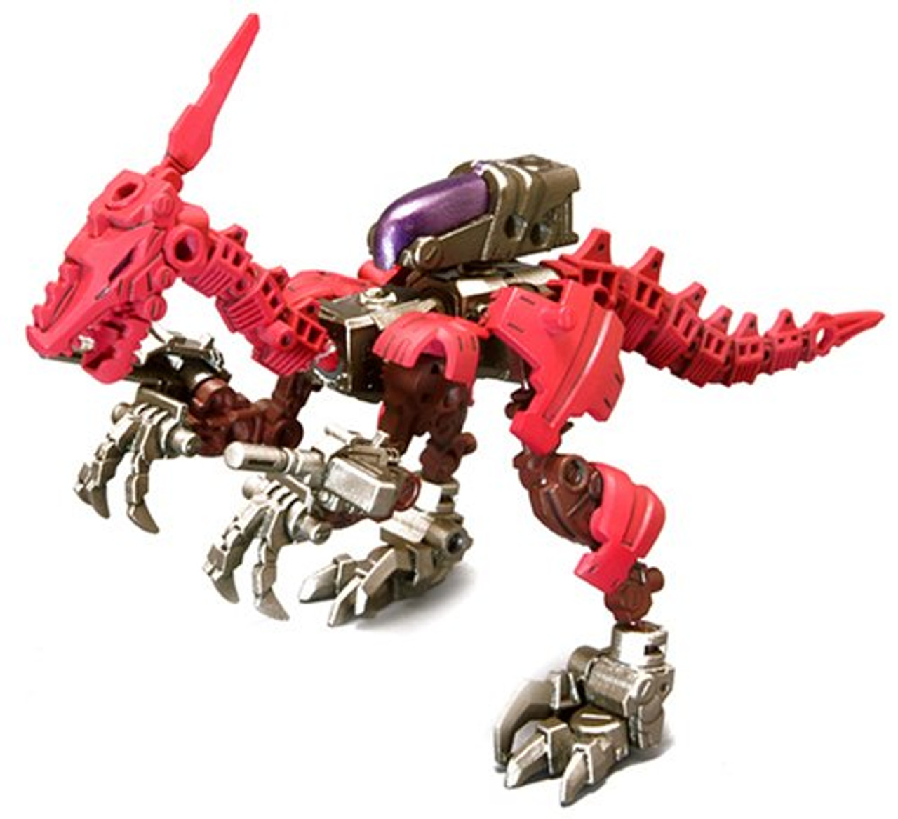 Zoids NeoBlox Raptiger Model Kit NBZ-04