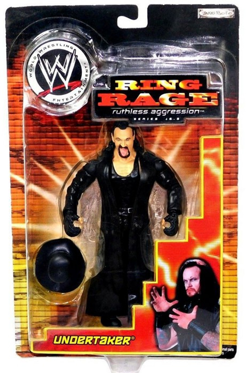 WWE Wrestling Ruthless Aggression Series 16.5 Ring Rage Undertaker Action Figure