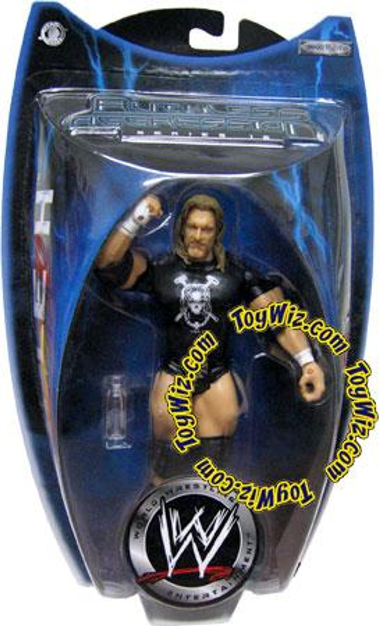 WWE Wrestling Ruthless Aggression Series 16 Triple H Action Figure