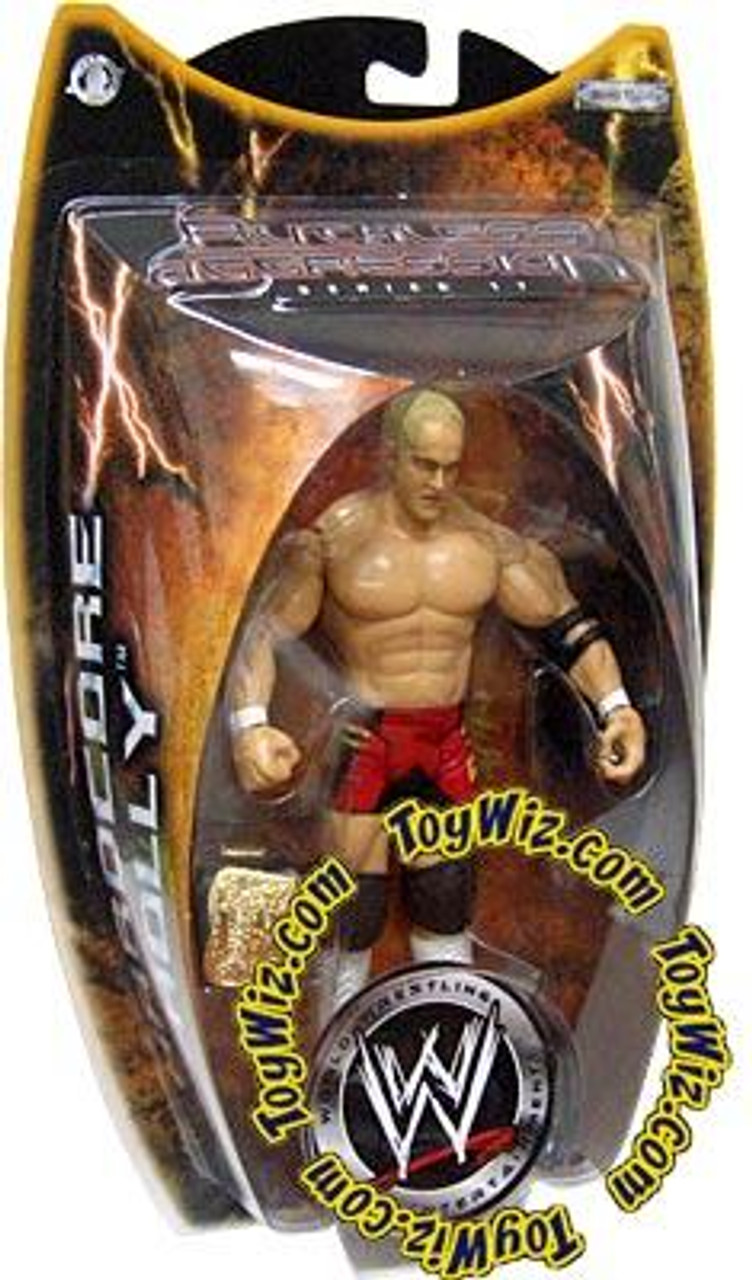WWE Wrestling Ruthless Aggression Series 17 Hardcore Holly Action Figure