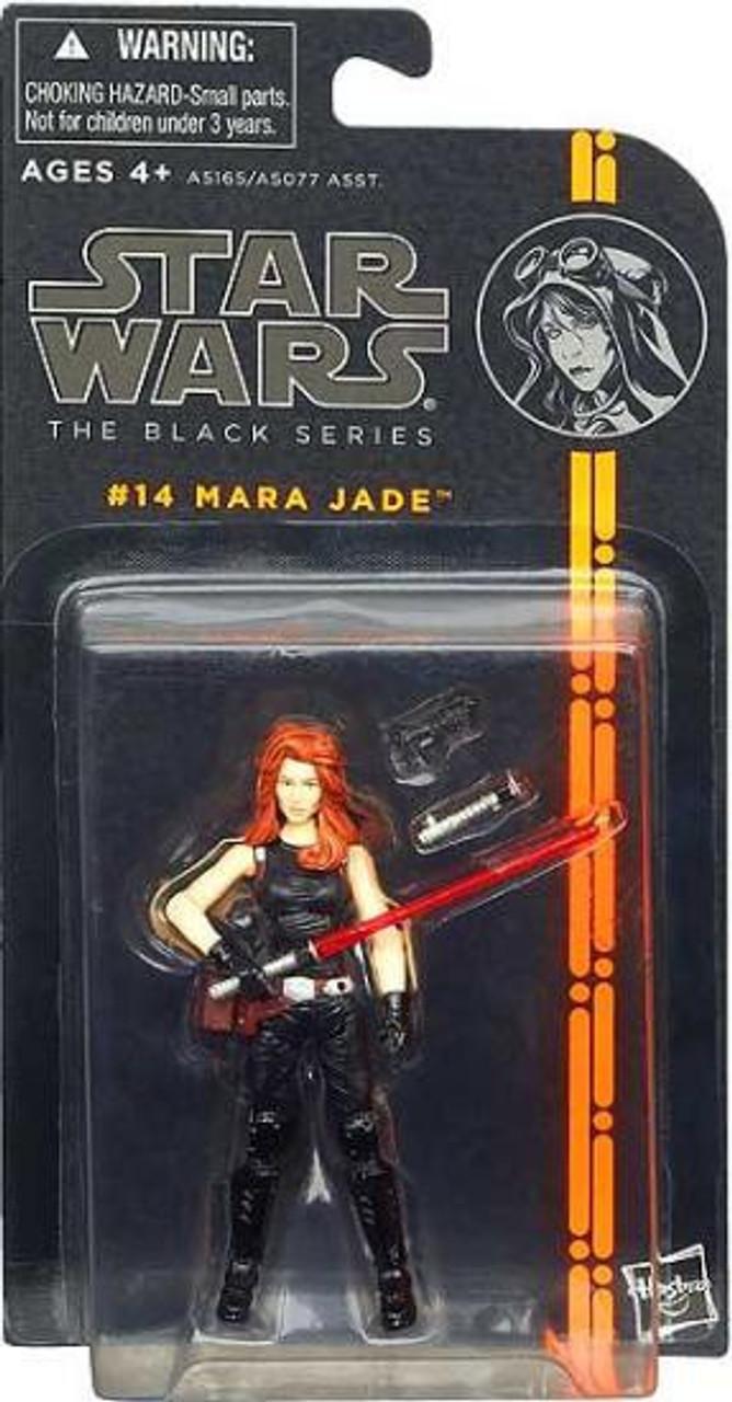 Star Wars Expanded Universe Black Series Wave 2 Mara Jade Action Figure #14