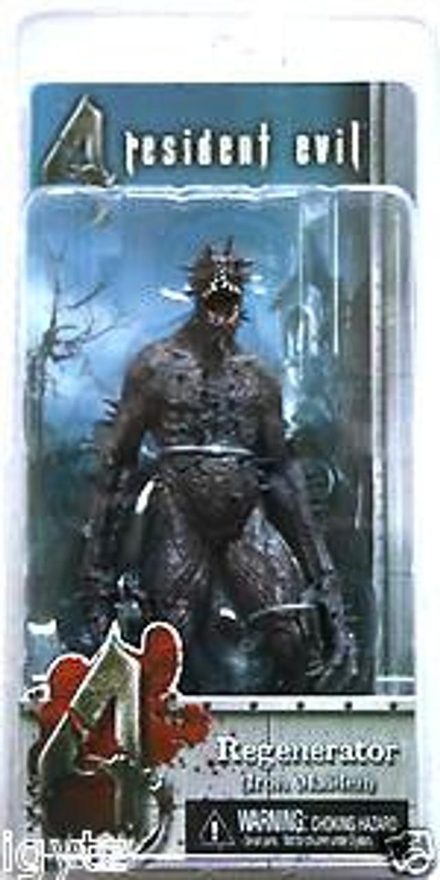 NECA Resident Evil 4 Series 2 Iron Maiden Regenerator Action Figure