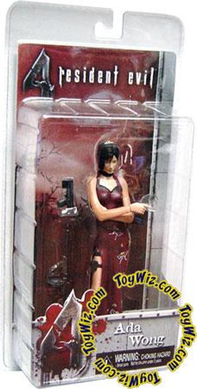 NECA Resident Evil 4 Series 1 Ada Wong Action Figure