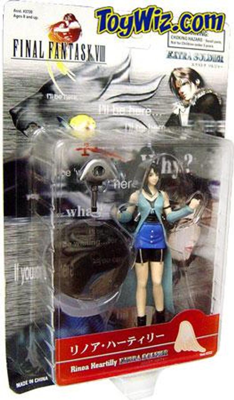 Final Fantasy VIII Extra Soldier Rinoa Heartilly Figure