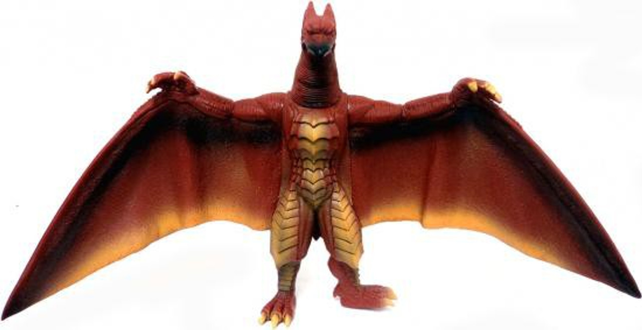 Godzilla Final Wars Japanese Rodan 6-Inch Vinyl Figure [Re-Paint]