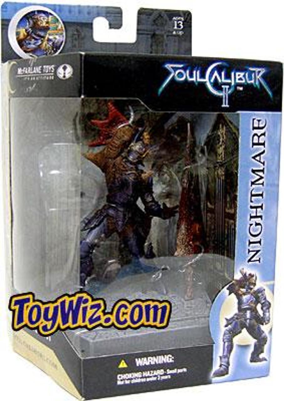 McFarlane Toys Soul Calibur II Nightmare Action Figure