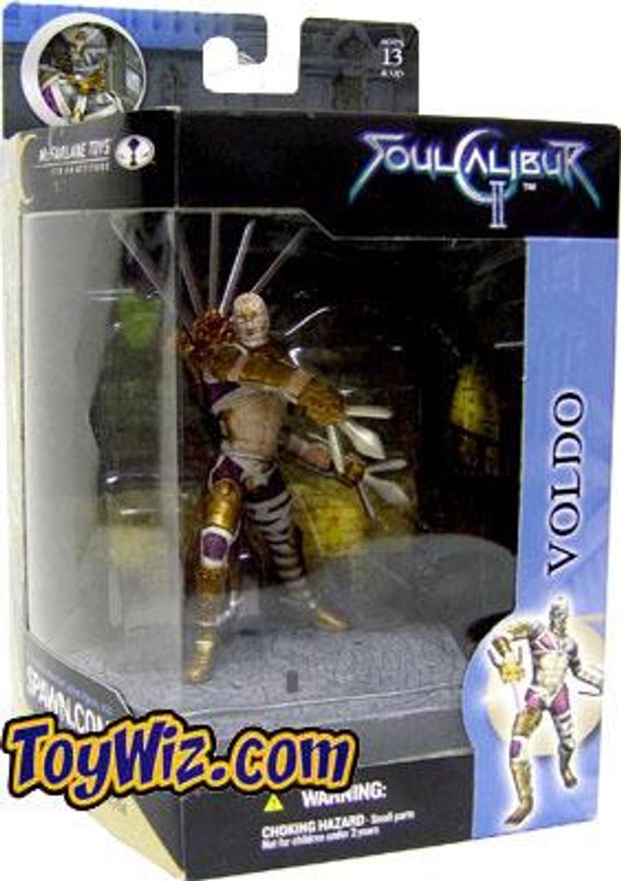 McFarlane Toys Soul Calibur II Voldo Action Figure