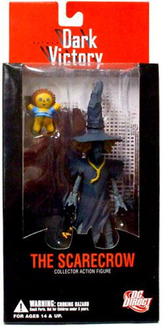 Batman Dark Victory The Scarecrow Action Figure