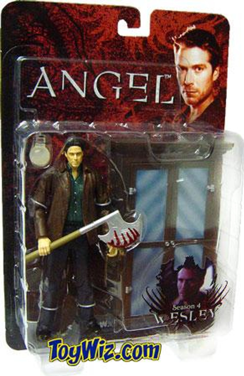 Angel Series 3 Wesley Action Figure [Season 4]