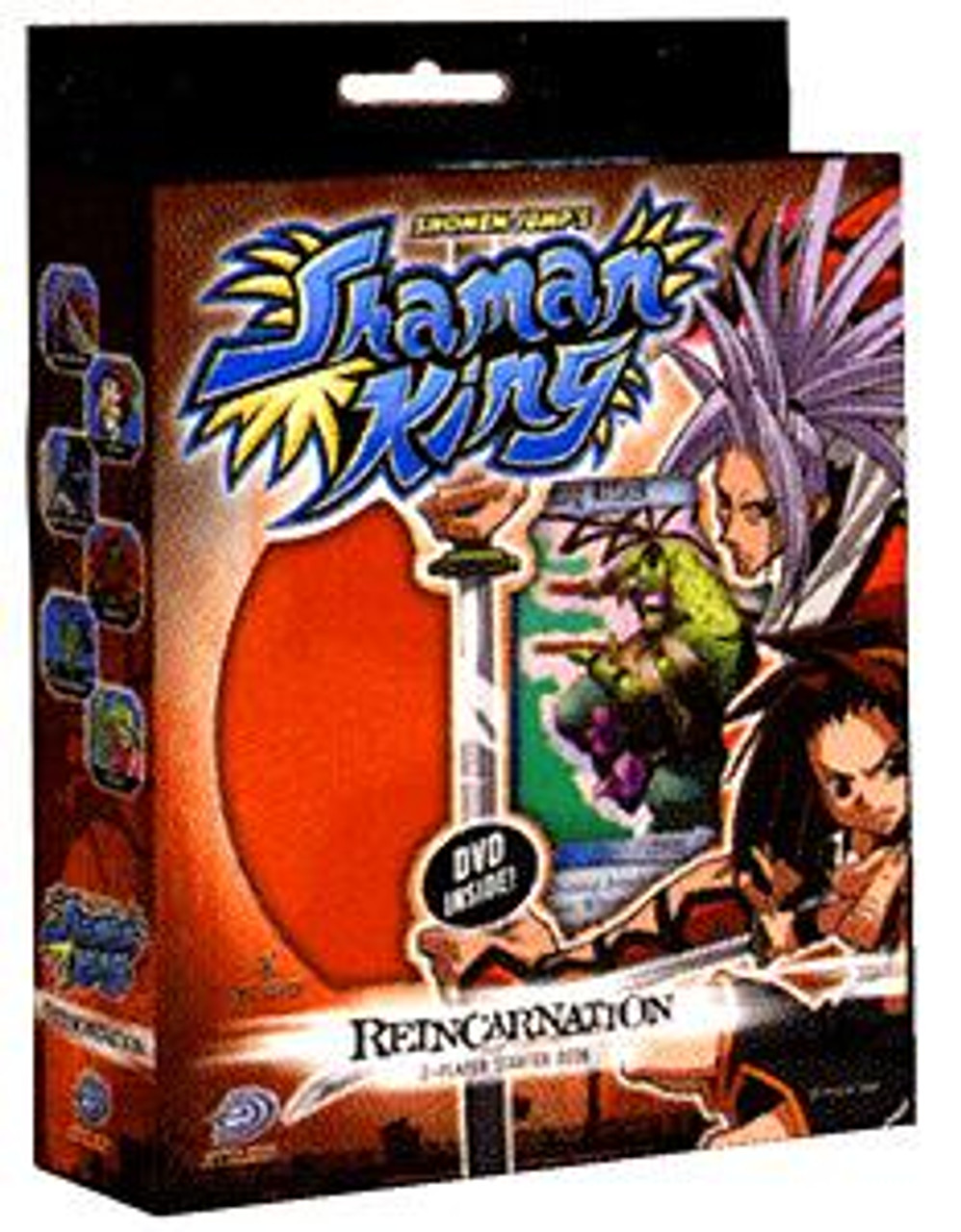 Shaman King Reincarnation Starter Deck