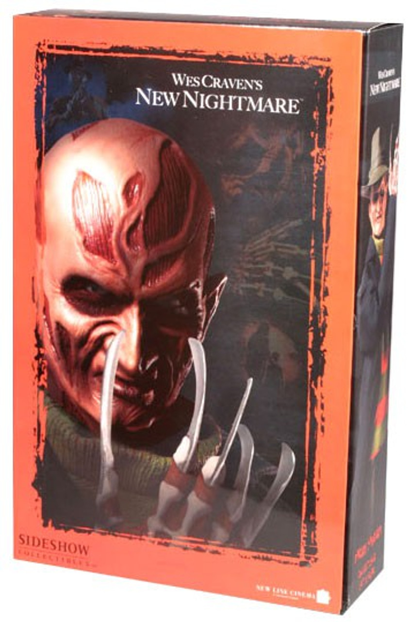 A Nightmare on Elm Street Wes Cravens New Nightmare Freddy Krueger 1/6 Collectible Figure