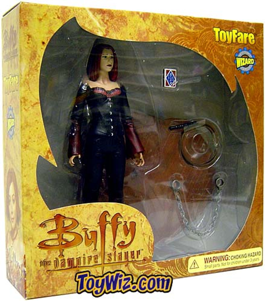 """Buffy The Vampire Slayer Series 5 Willow Exclusive Action Figure [""""The Wish""""]"""