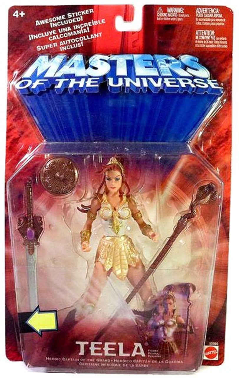Masters of the Universe Teela Action Figure