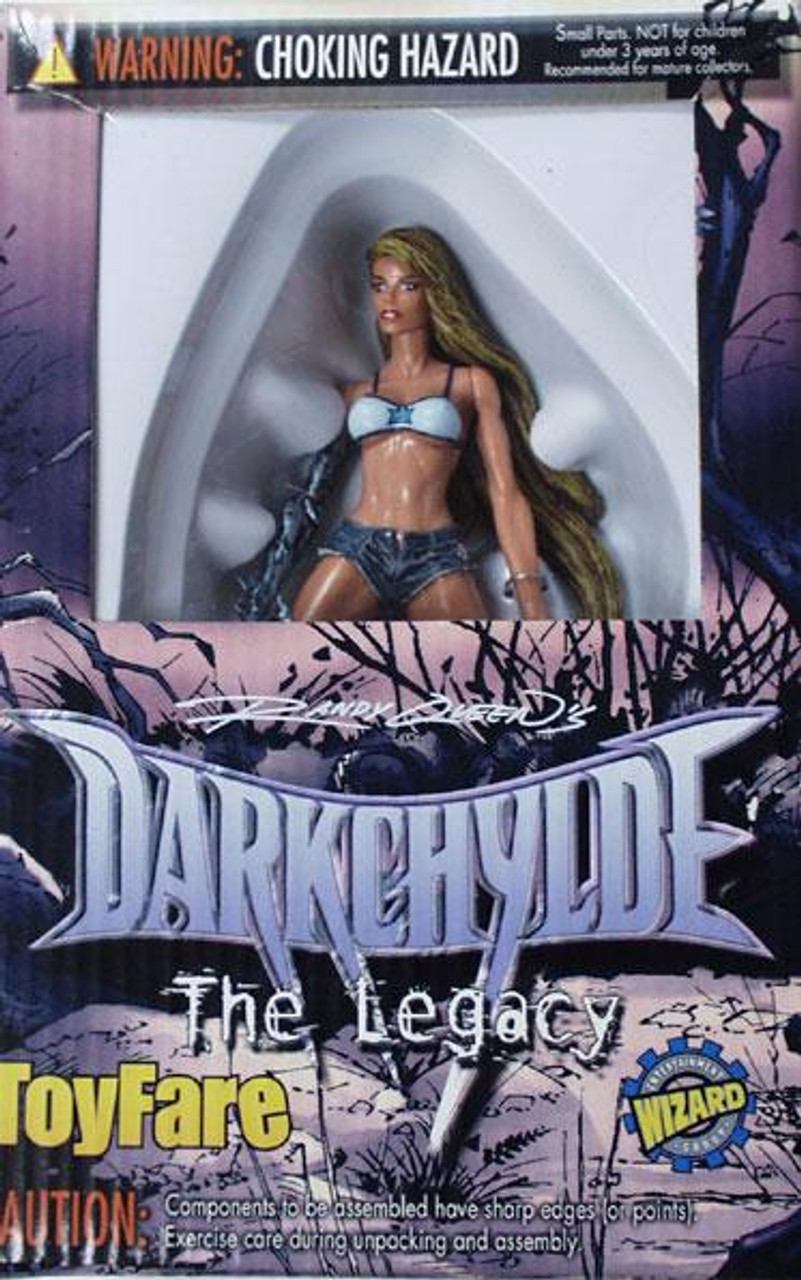 The Legacy Darkchylde Exclusive Action Figure