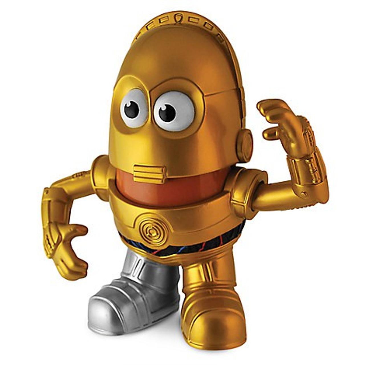 Star Wars Pop Taters C-3PO Mr. Potato Head