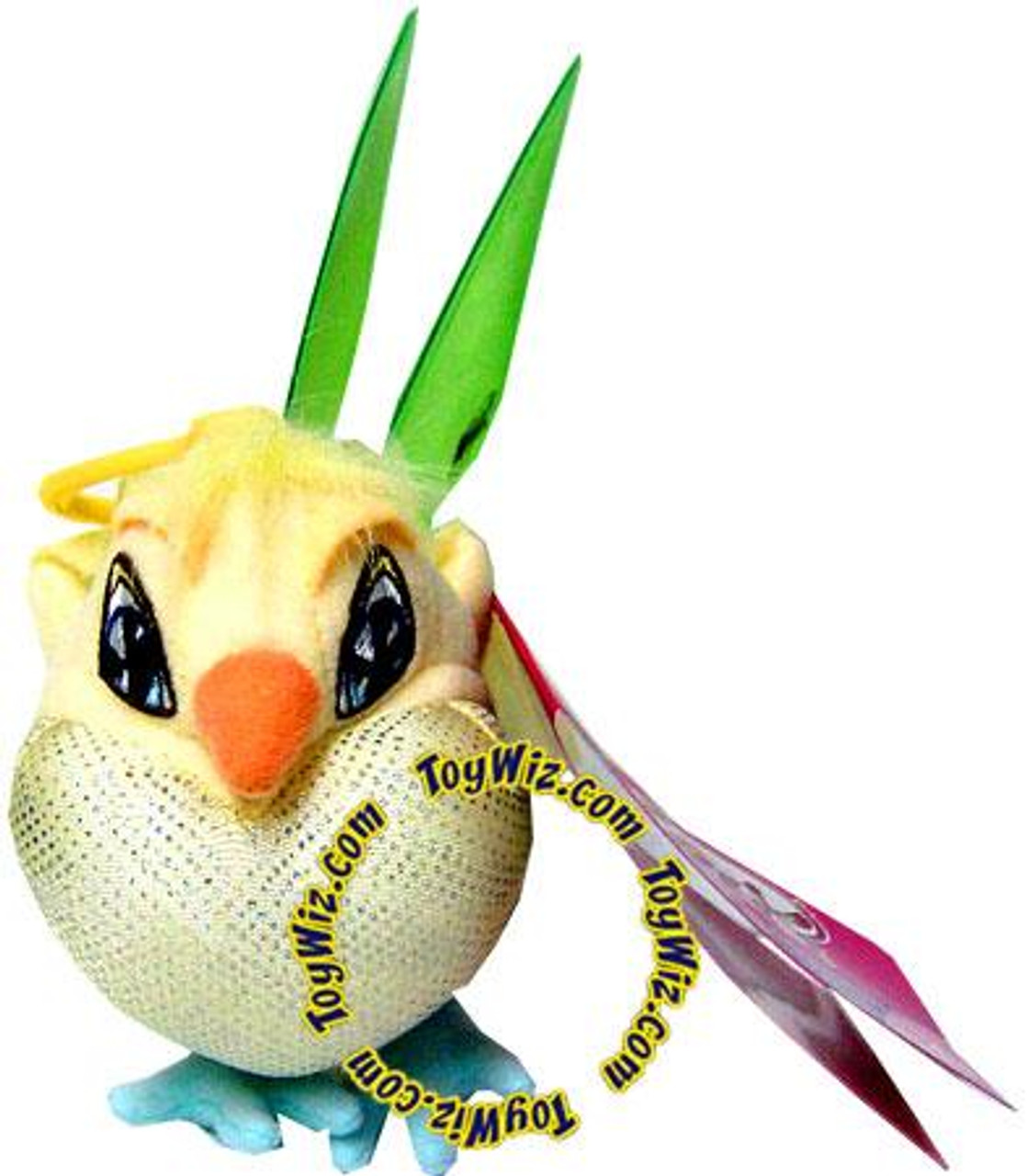 Winx Club Magical Fairy Friend Bird Plush