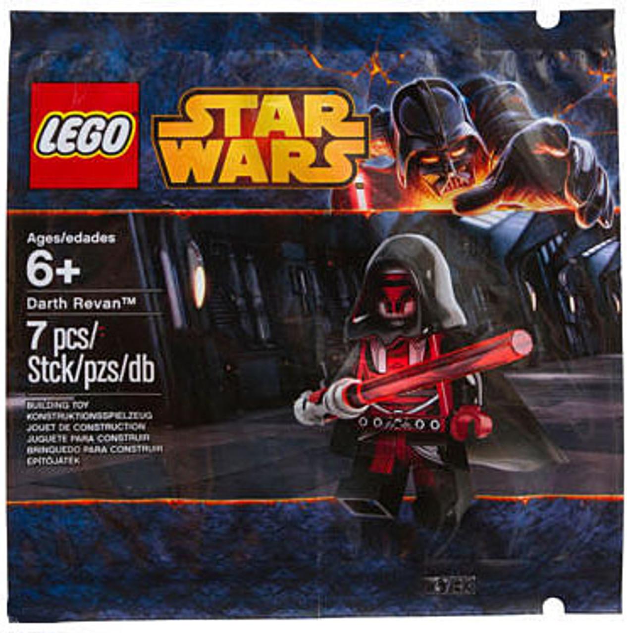 LEGO Star Wars Darth Revan Mini Set #5002123 [Bagged]