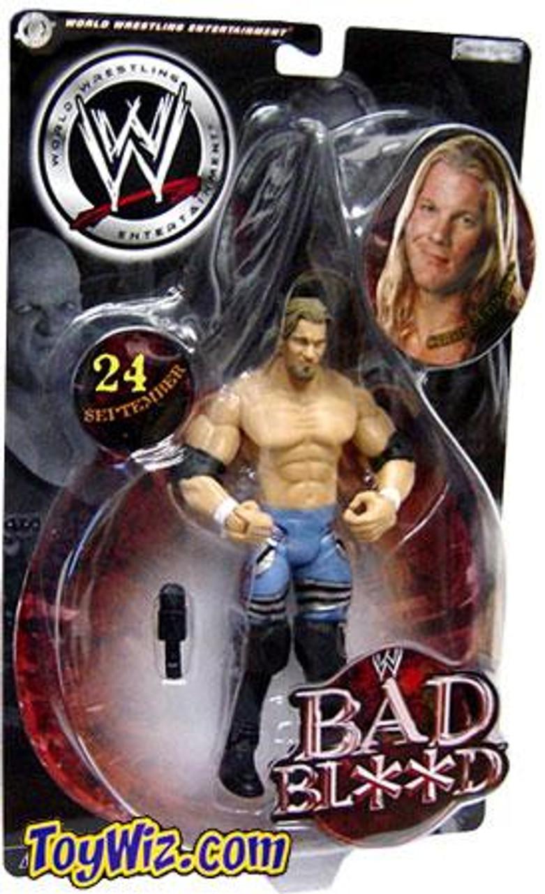 WWE Wrestling Bad Blood Chris Jericho Action Figure
