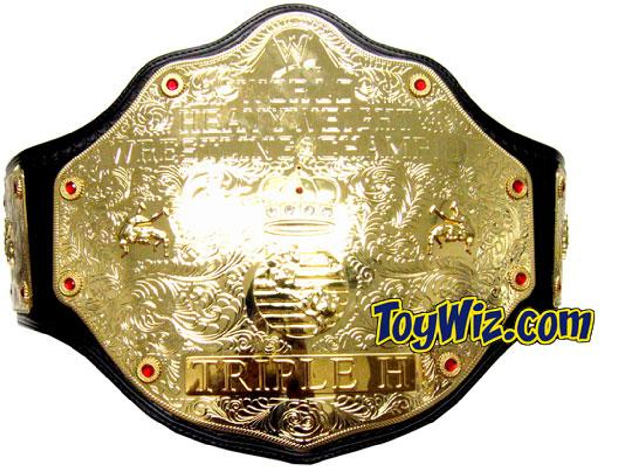 WWE Wrestling Adult Replicas Raw World Heavyweight Championship Championship Belt [Batista]