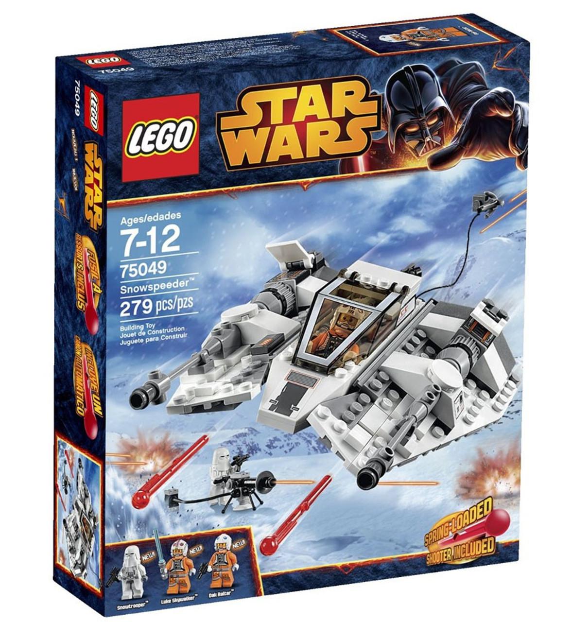 LEGO Star Wars Empire Strikes Back Snowspeeder Set #75049