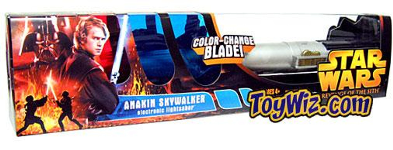 Star Wars Anakin Skywalker to Darth Vader Electronic Lightsaber Electronic Lightsaber [Color Change]