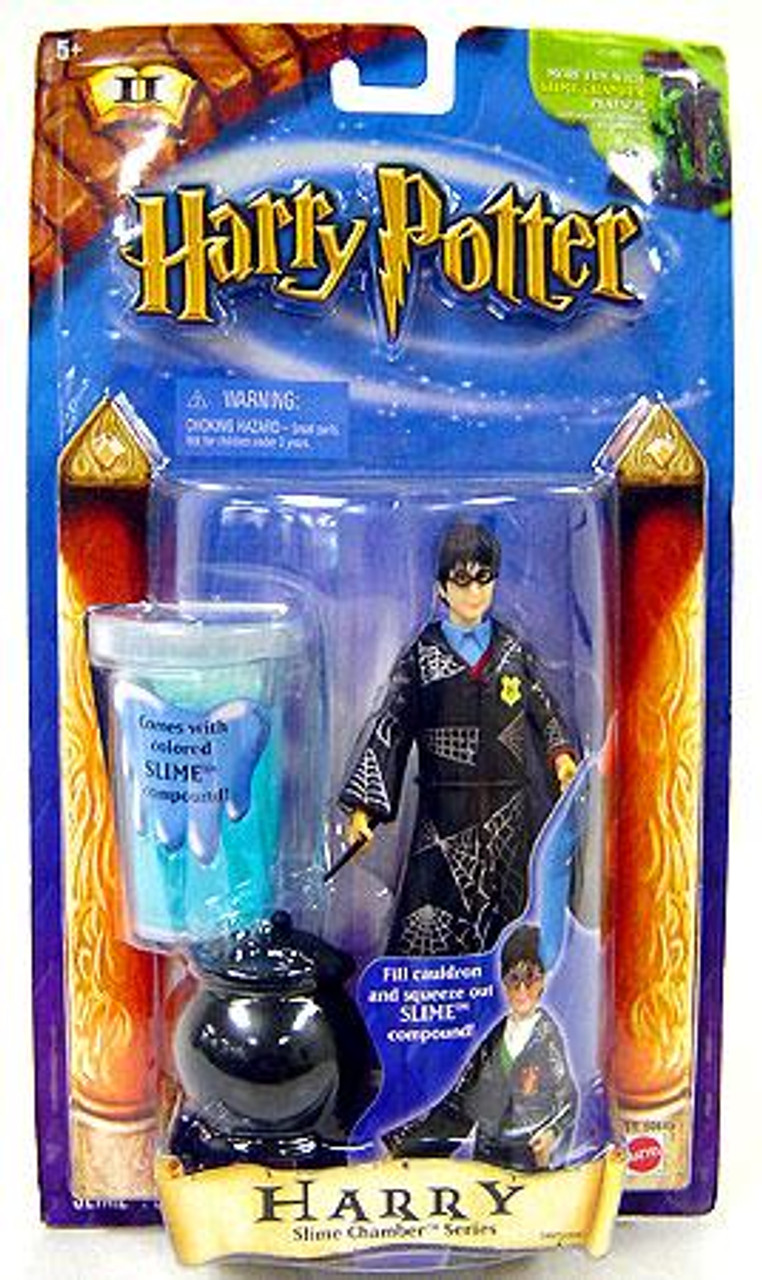 Chamber of Secrets Slime Chamber Series Harry Potter Action Figure