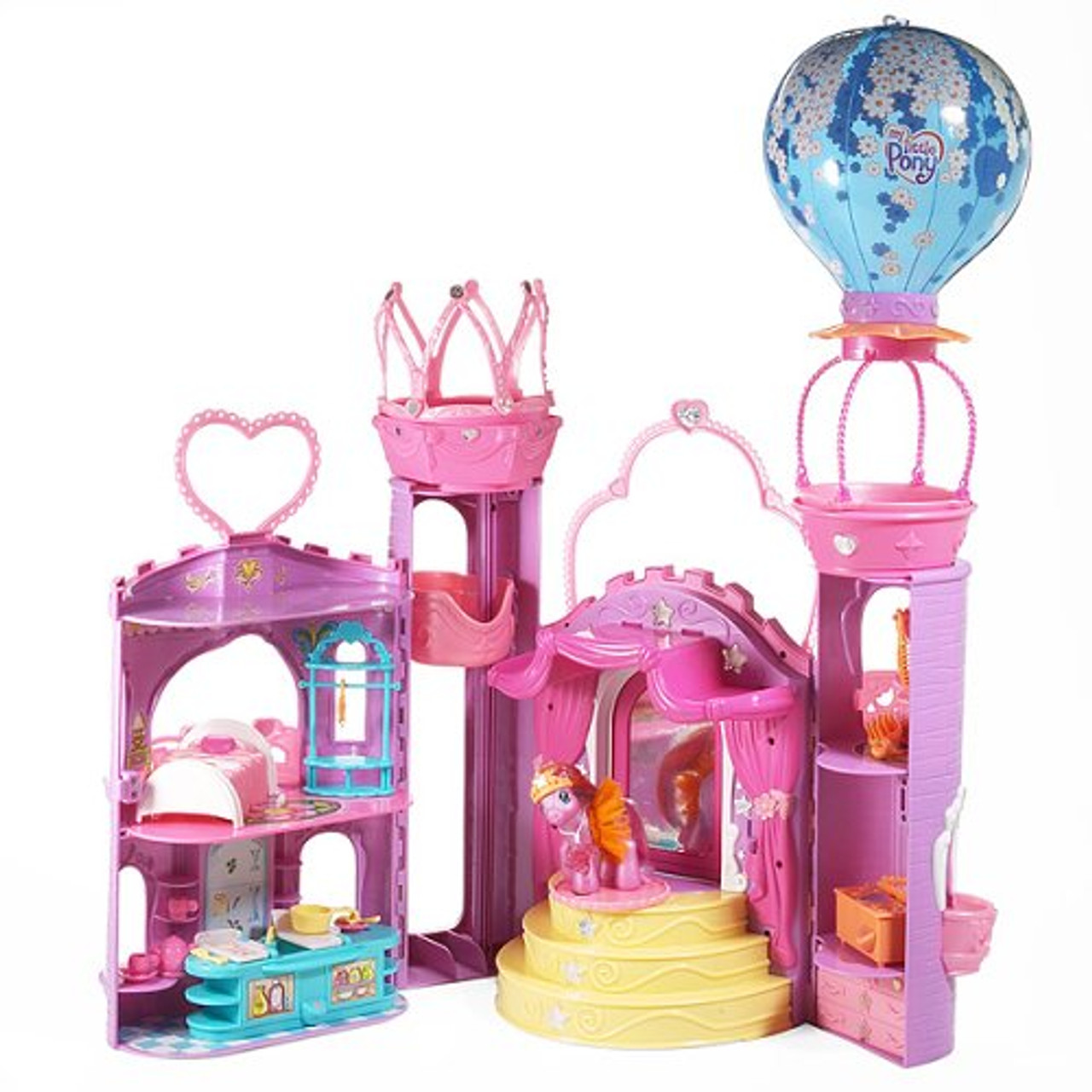 My Little Pony Classic Figures Celebration Castle Playset