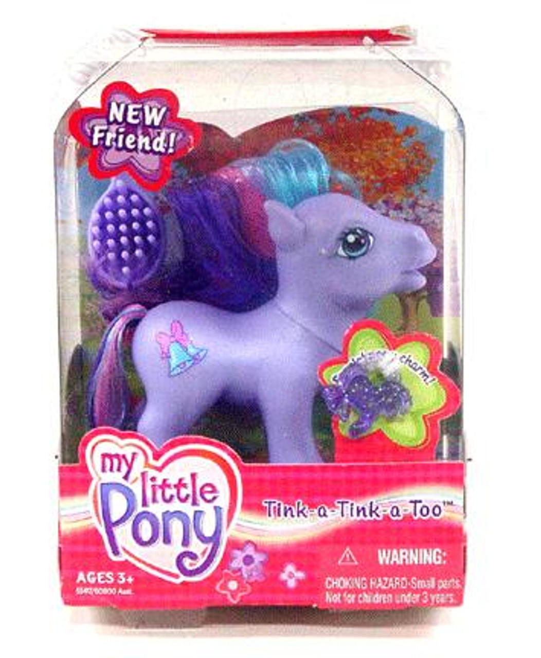 My Little Pony Classic Tink-a-Tink-a-Too Figure