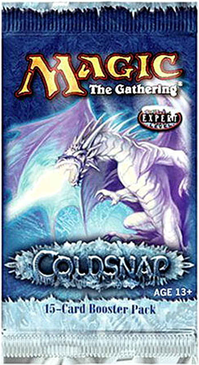 MtG Coldsnap Booster Pack