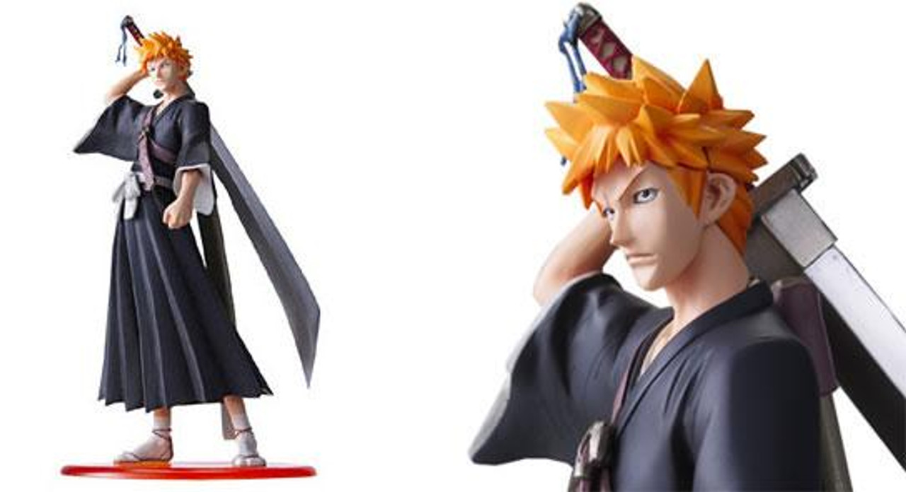 Bleach Excellent Model Series 3 Ichigo Kurosaki Replica