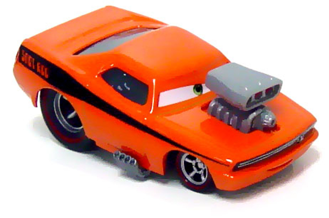 Disney Cars Loose Snot Rod Diecast Car [Loose]