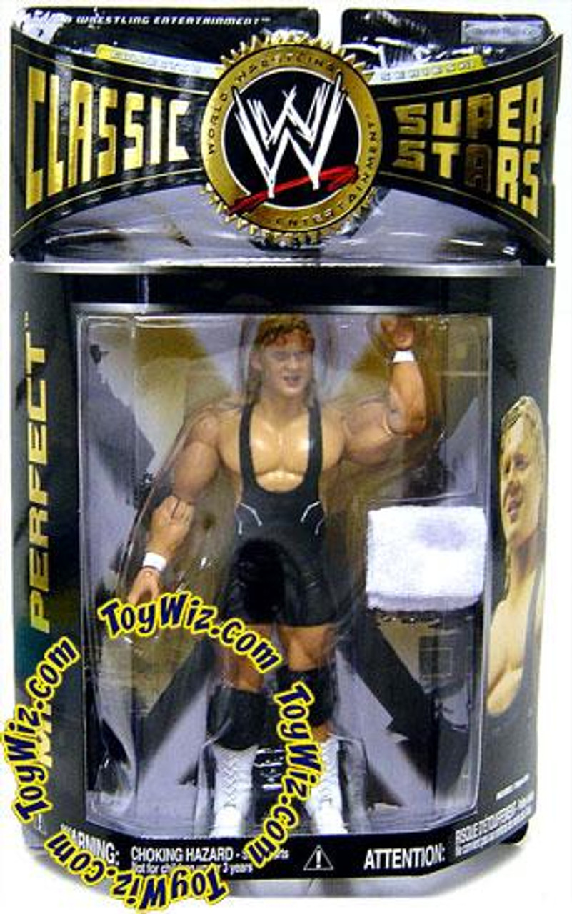 WWE Wrestling Classic Superstars Series 13 Mr. Perfect Action Figure