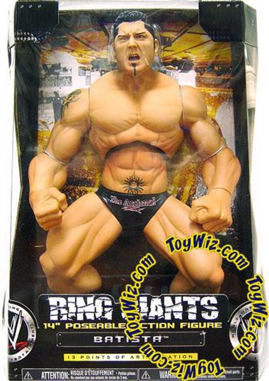 WWE Wrestling Ring Giants Series 7 Batista Action Figure