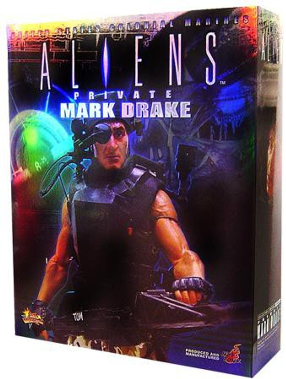 Aliens Movie Masterpiece Mark Drake 1/6 Collectible Figure